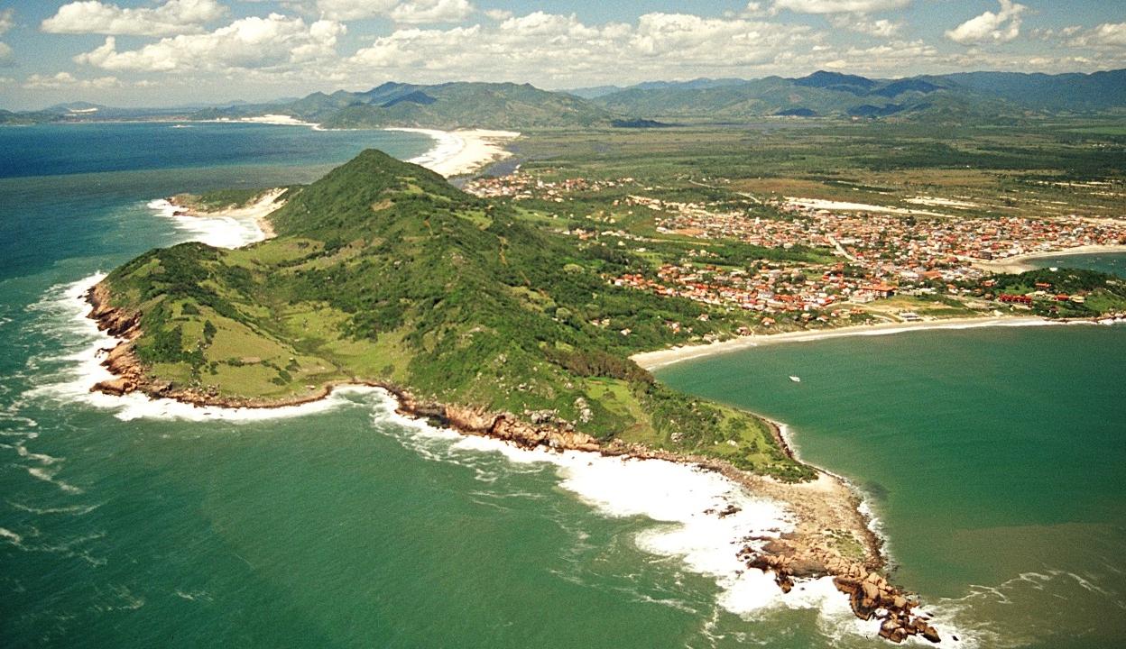 Praia da Pinheira; O paraíso é aqui